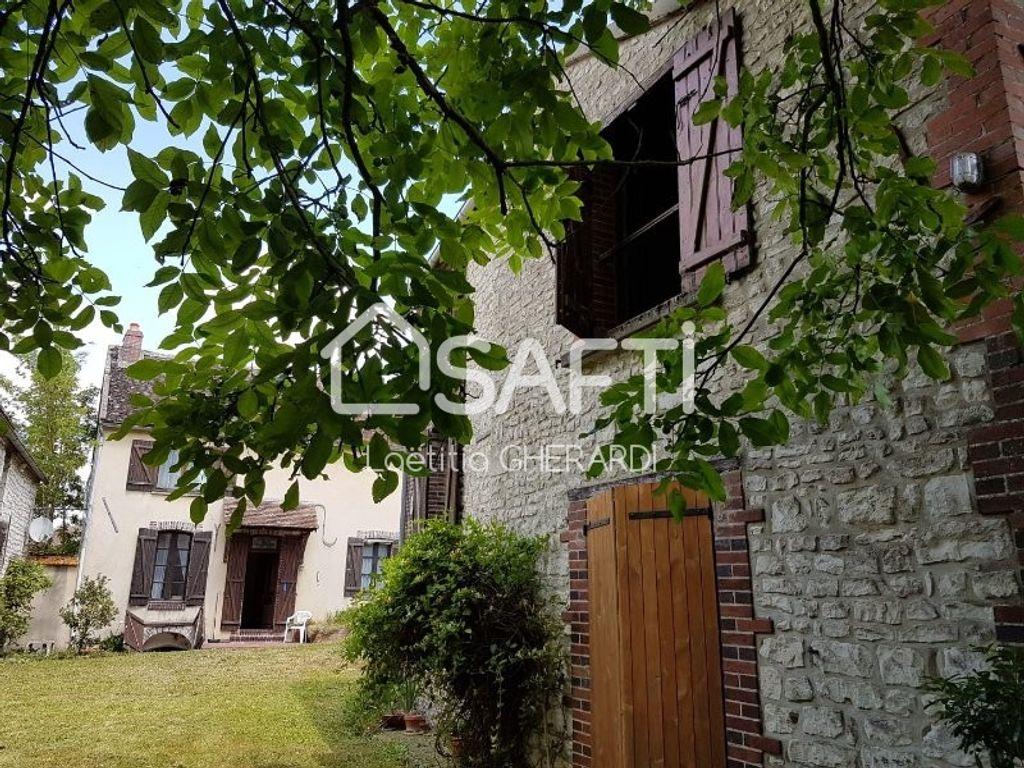 Achat maison 3chambres 108m² - Valravillon