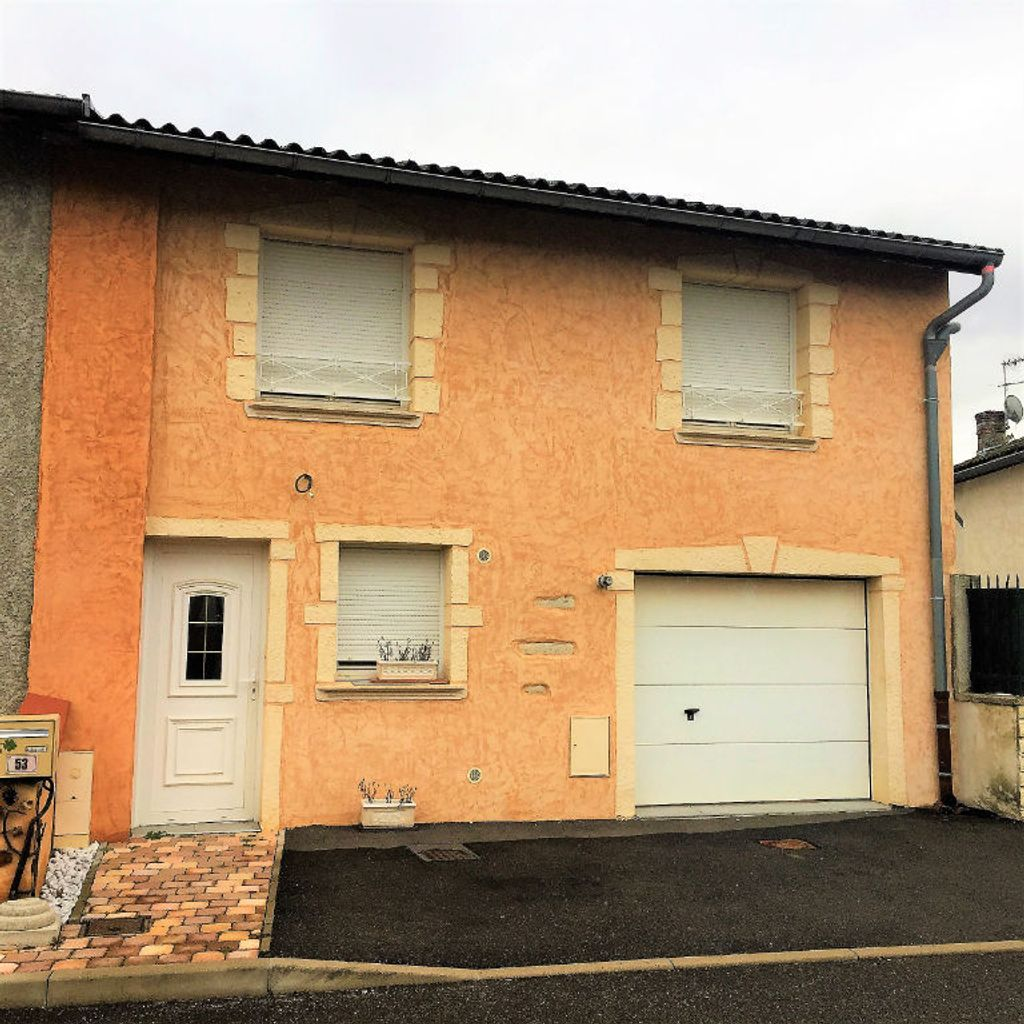Achat maison 2chambres 56m² - Blyes