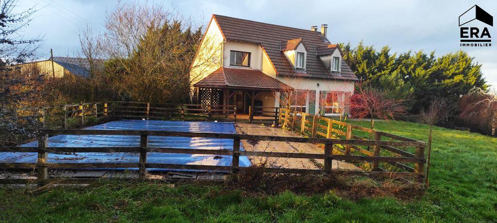 Achat maison 5chambres 136m² - Mont-et-Marré