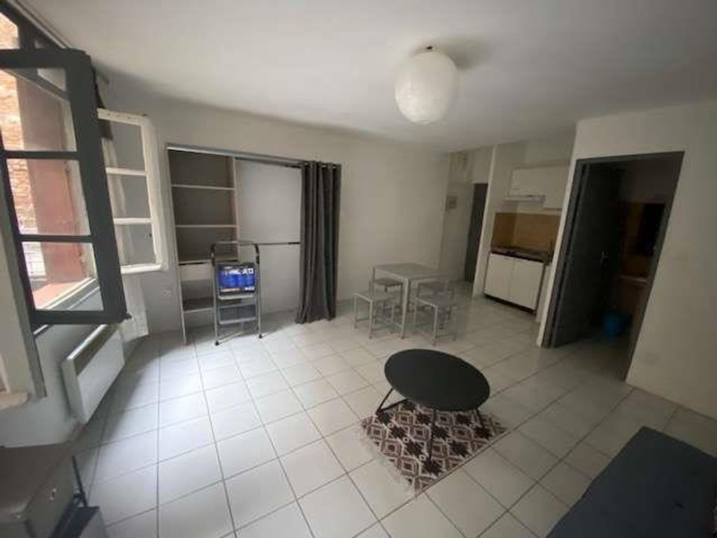 Achat studio 27m² - Perpignan