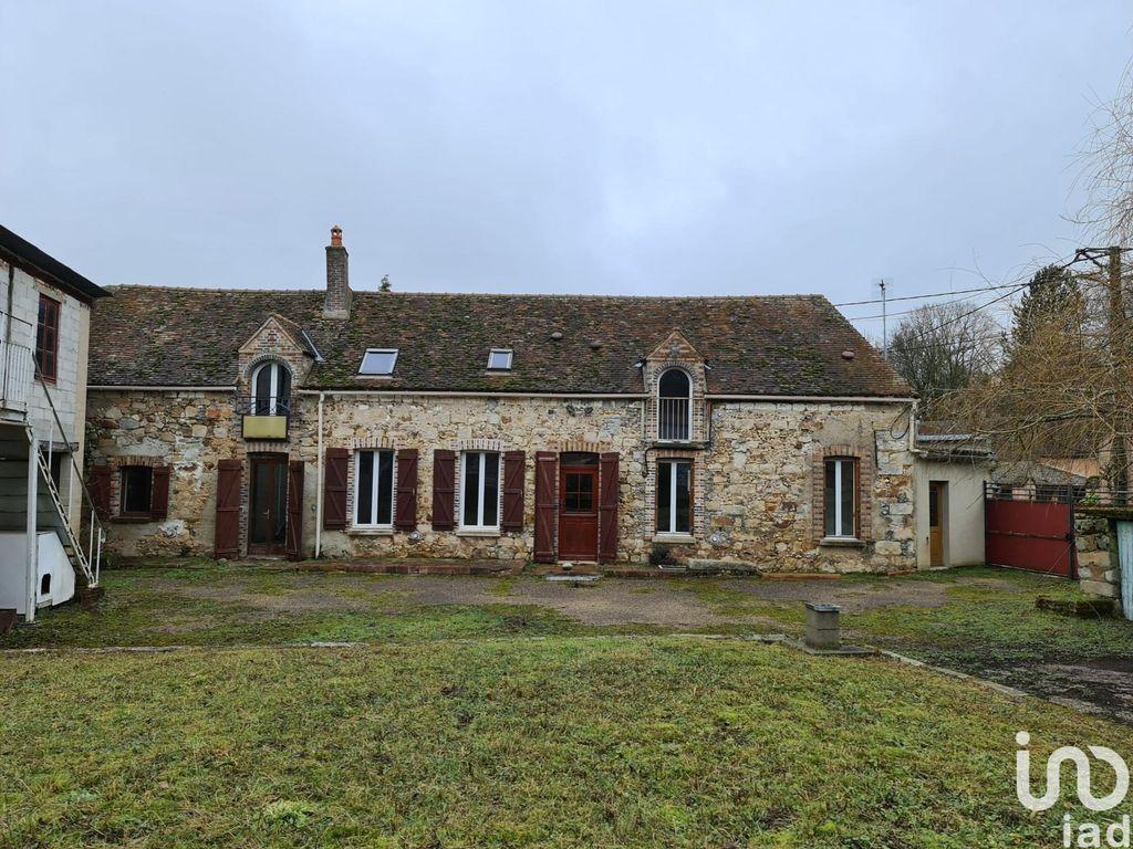 Achat maison 4chambres 141m² - Pont-sur-Yonne