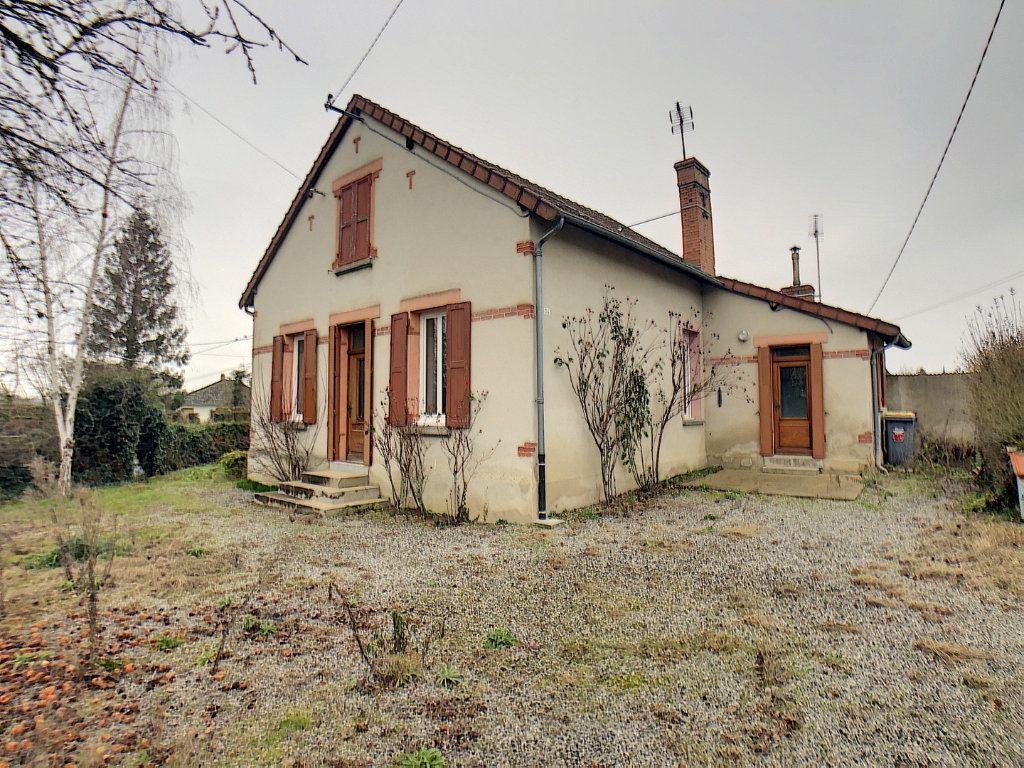 Achat maison 3chambres 95m² - Cosne-d'Allier