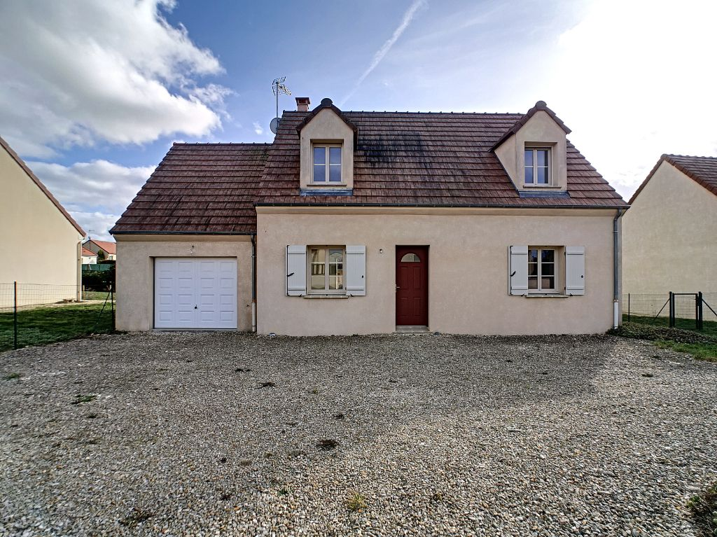 Achat maison 4chambres 100m² - Chemilly-sur-Yonne