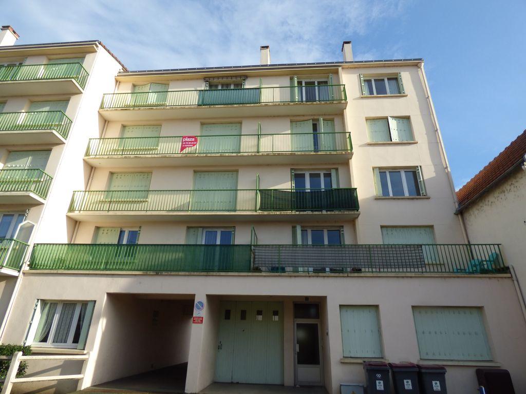 Achat appartement 3pièces 60m² - Montluçon