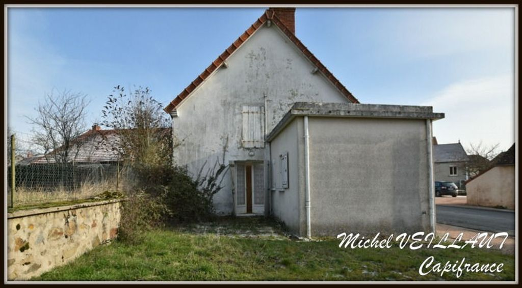 Achat maison 1 chambre(s) - Moulins
