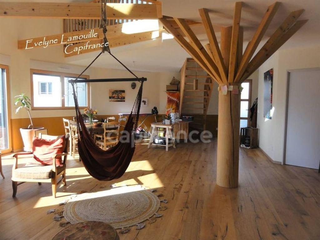 Achat maison 3chambres 124m² - Corbonod