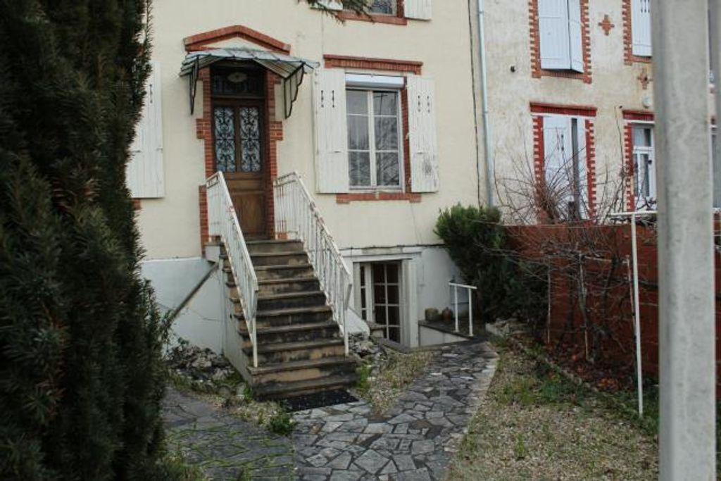Achat maison 3chambres 124m² - Tonnerre