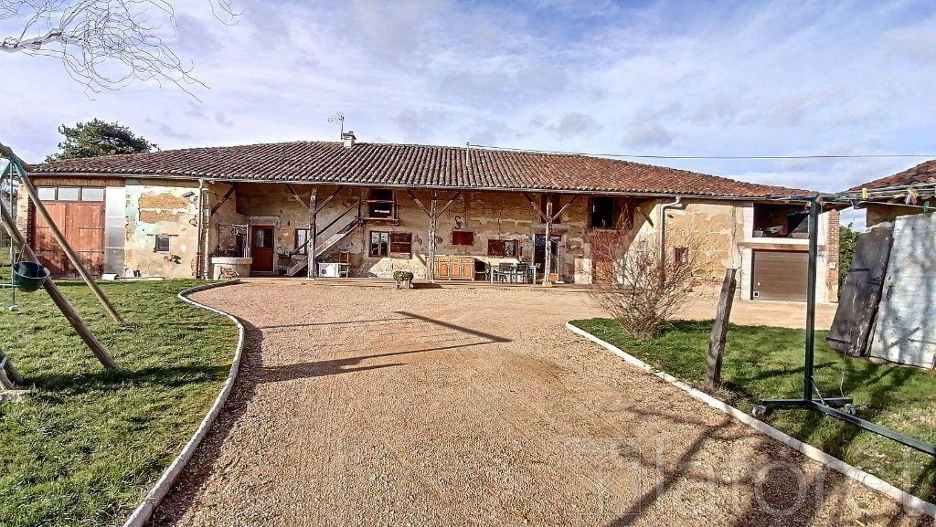 Achat maison 4chambres 145m² - Vonnas