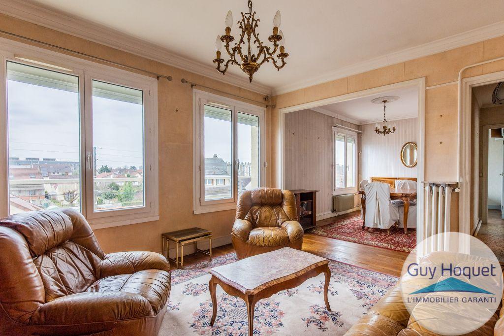 Achat appartement 4pièces 70m² - Athis-Mons