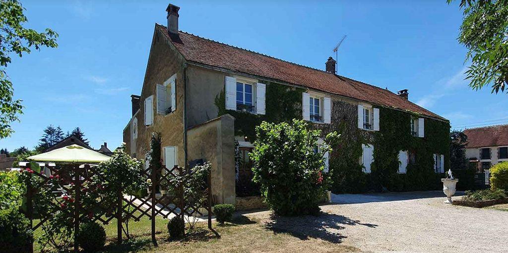 Achat maison 8chambres 400m² - Montigny-la-Resle