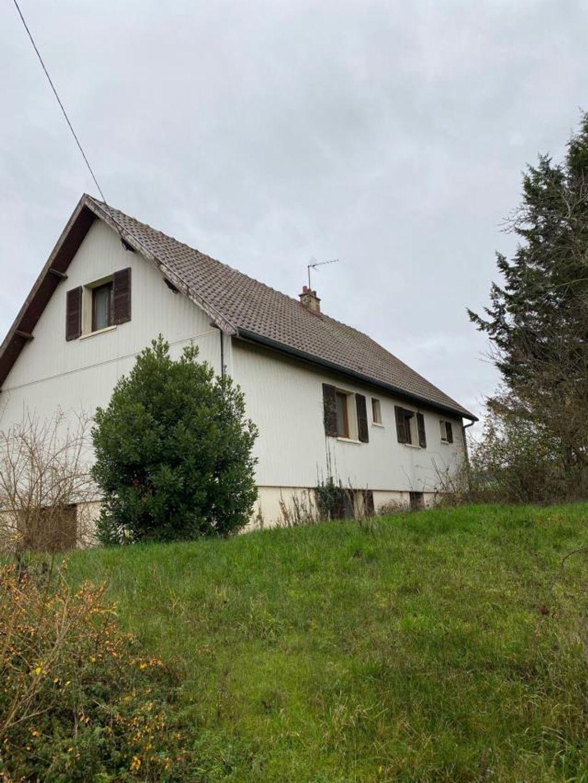 Achat maison 6chambres 178m² - Courson-les-Carrières