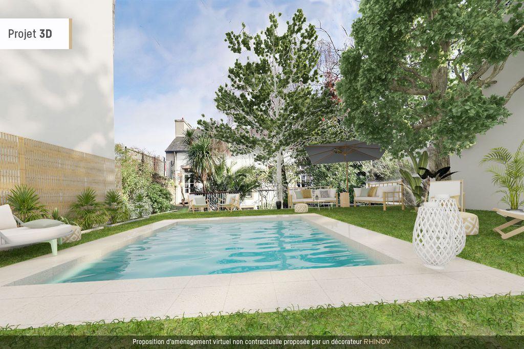 Achat maison 6chambres 300m² - Brest