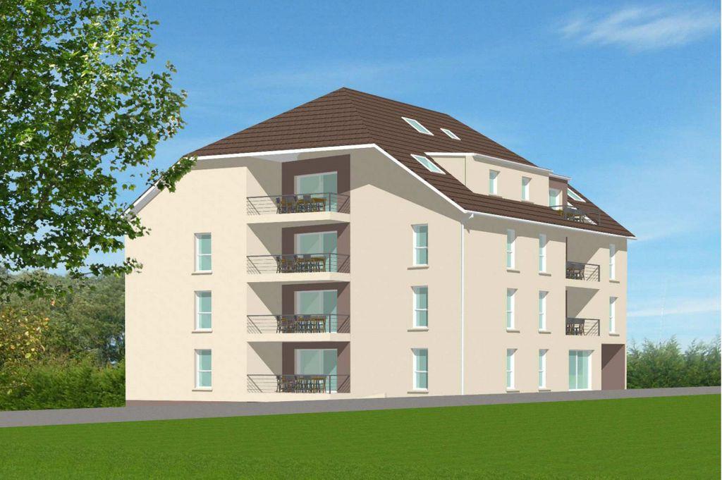 Achat appartement 2pièces 39m² - Jougne