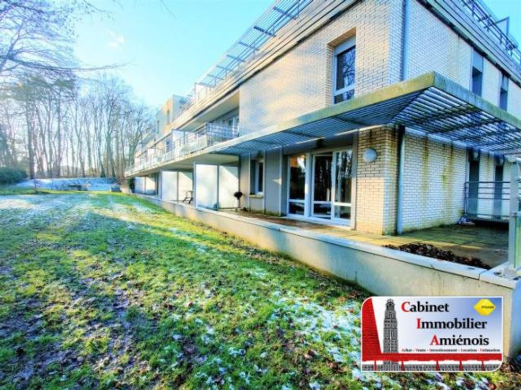 Achat duplex 3pièces 63m² - Amiens