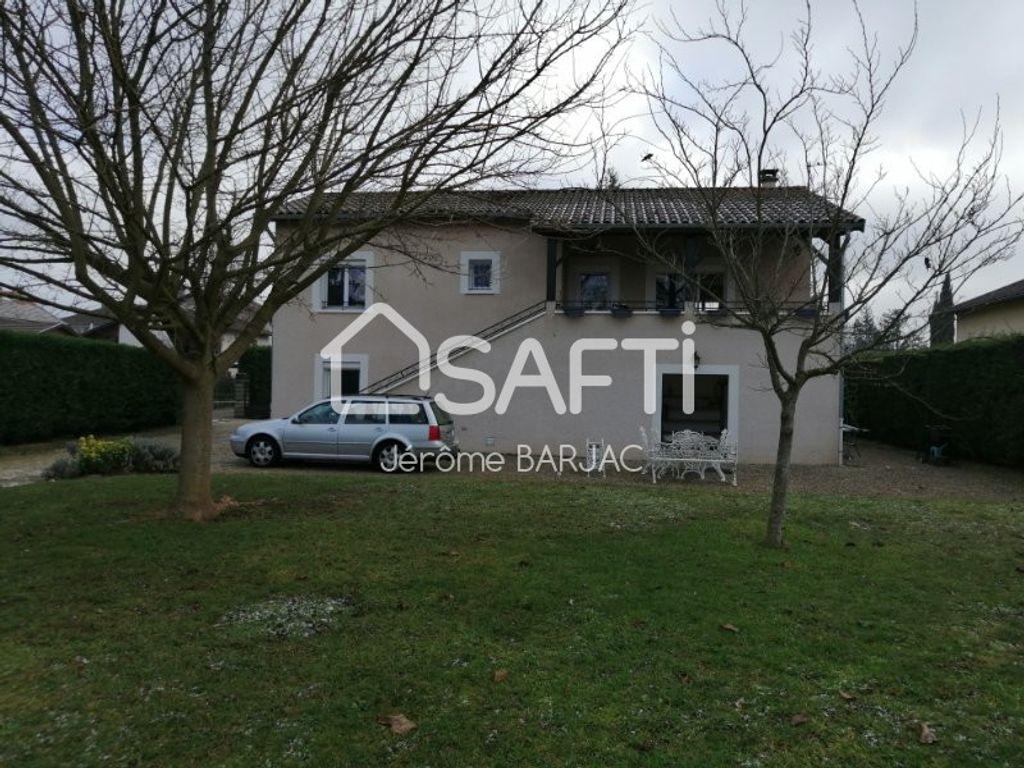Achat maison 5chambres 180m² - Saint-Jean-de-Niost