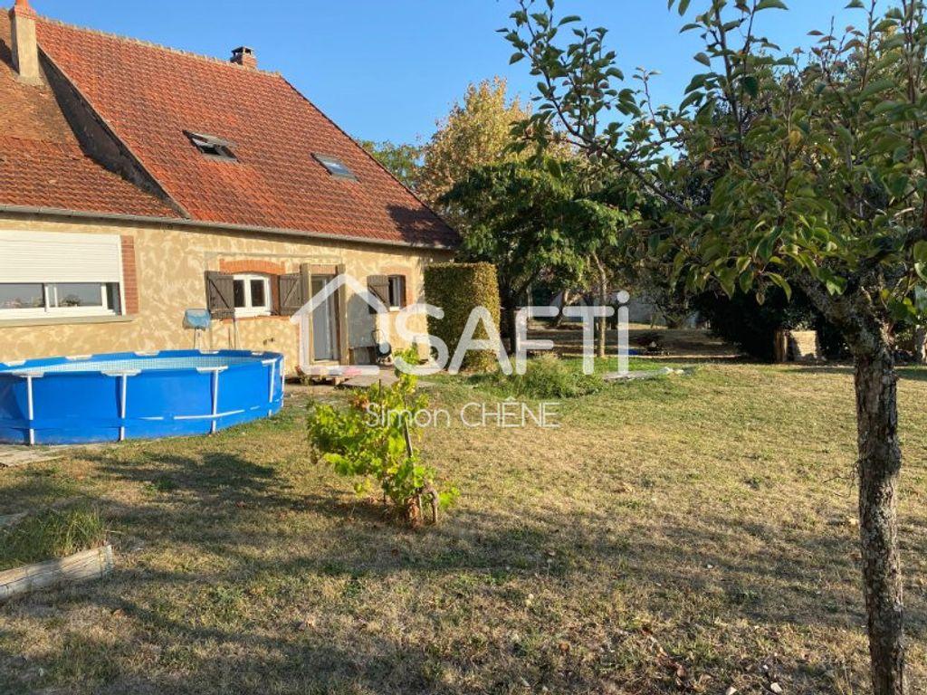 Achat maison 7chambres 175m² - Cosne-Cours-sur-Loire