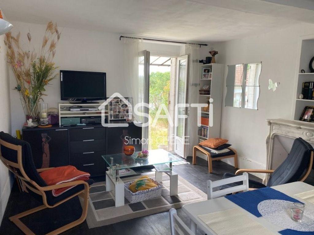 Achat maison 2chambres 85m² - Neuvy-sur-Loire