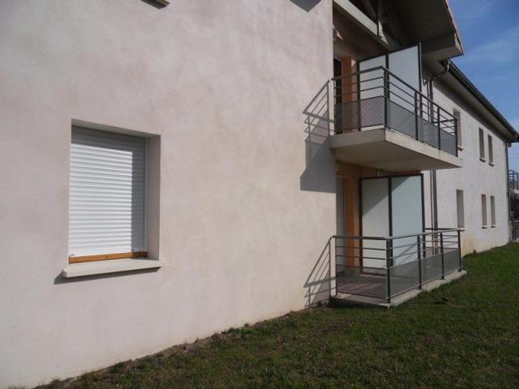 Achat appartement 3pièces 59m² - Virieu-le-Grand