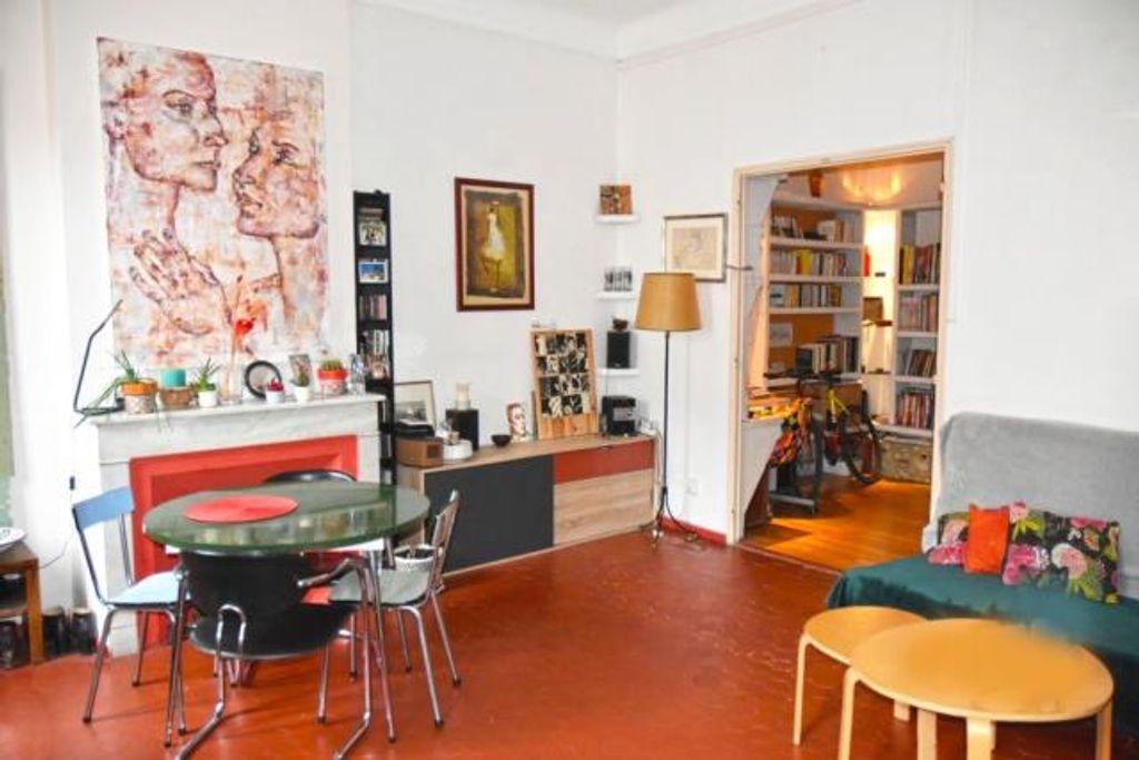 Achat appartement 3pièces 76m² - Marseille 1er arrondissement