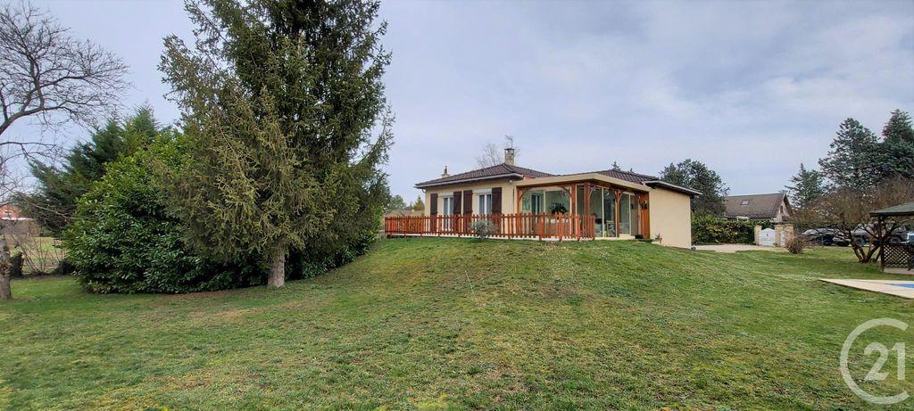 Achat maison 3chambres 108m² - Ambronay
