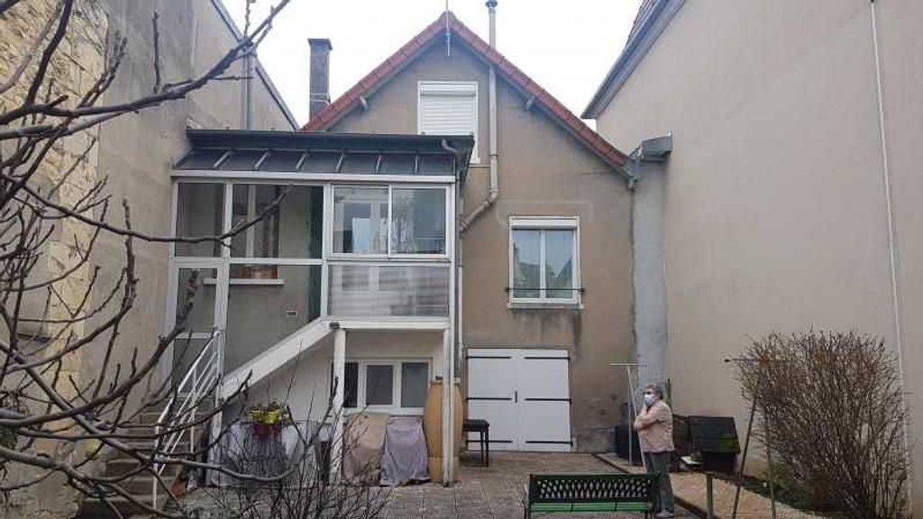 Achat maison 3chambres 110m² - Nevers