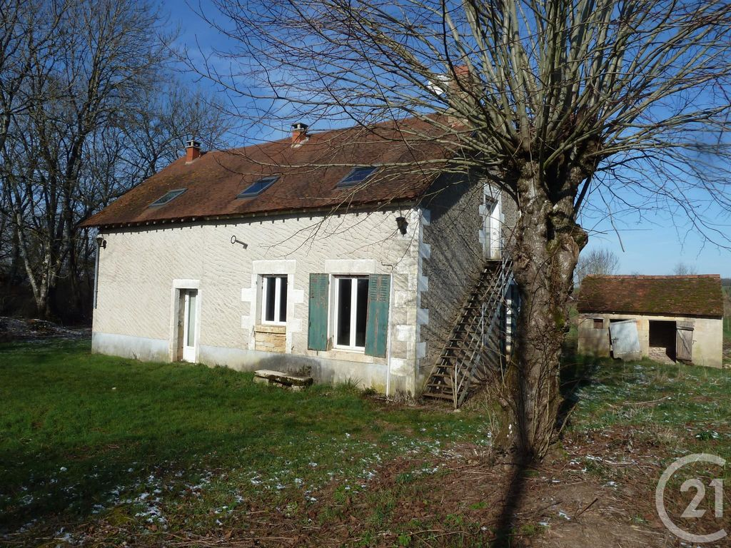 Achat maison 3chambres 121m² - Narcy