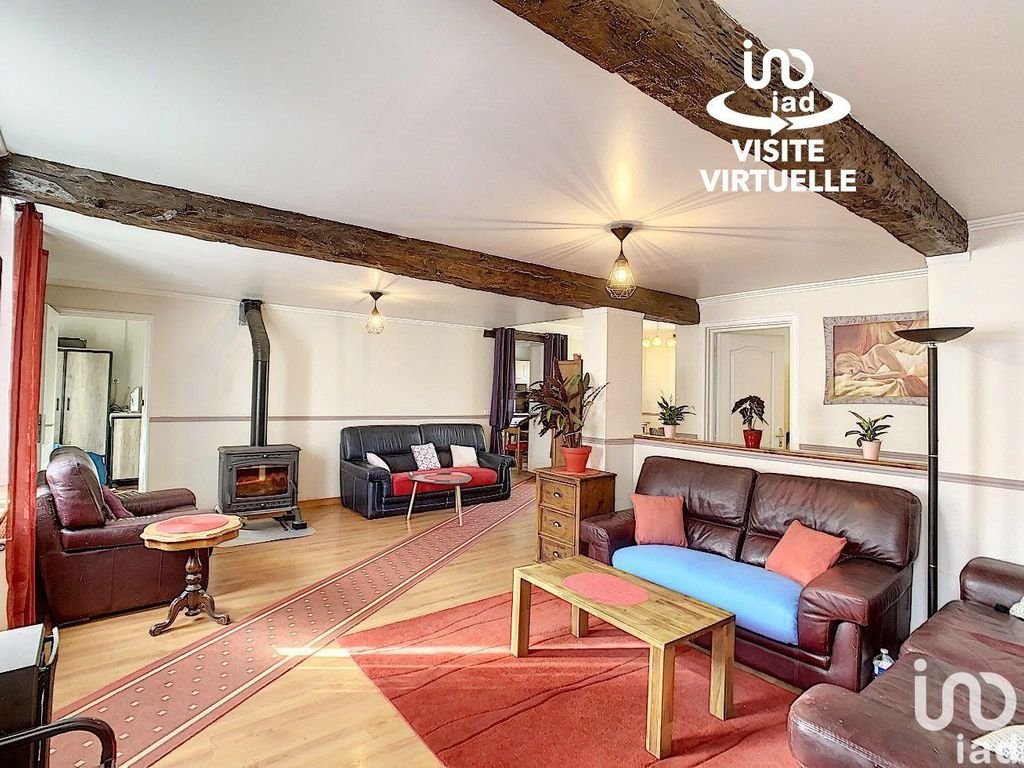 Achat maison 3chambres 127m² - Vallery