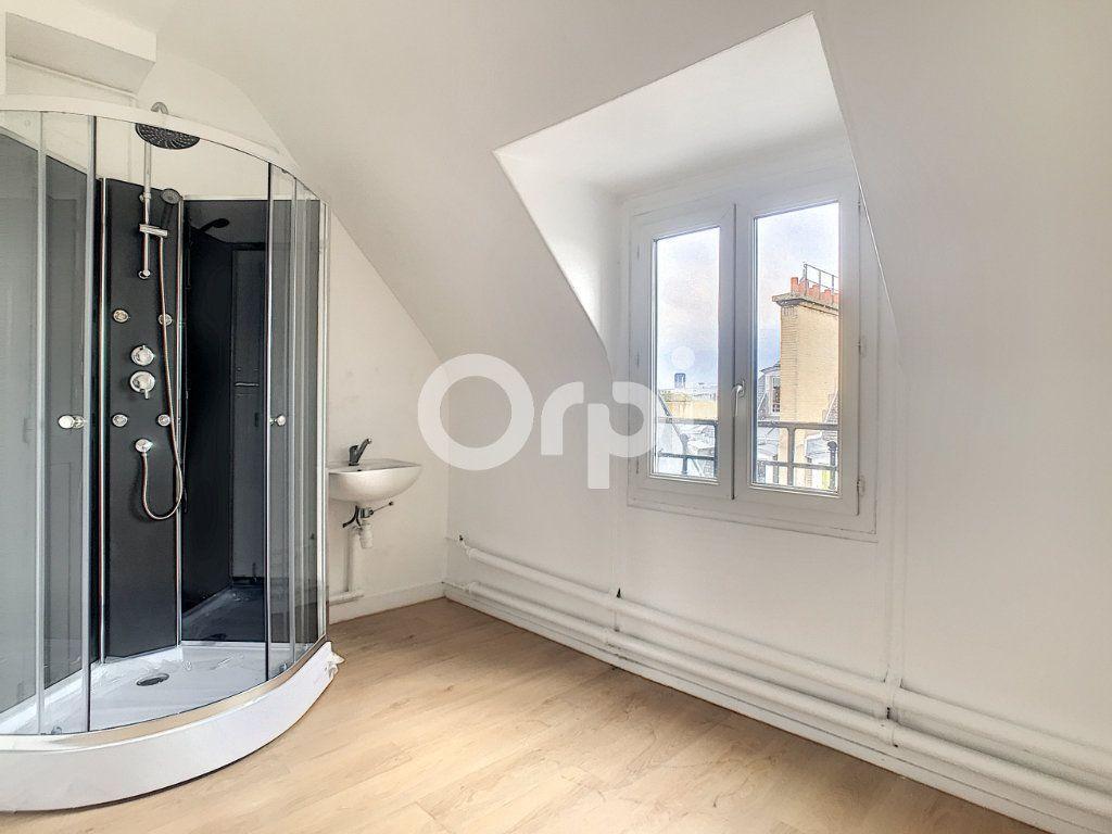 Achat studio 7m² - Paris 16ème arrondissement