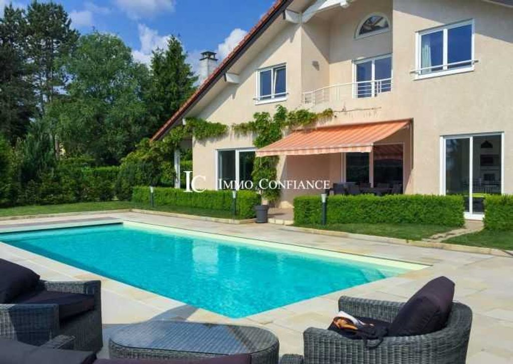 Achat maison 6chambres 255m² - Thoiry
