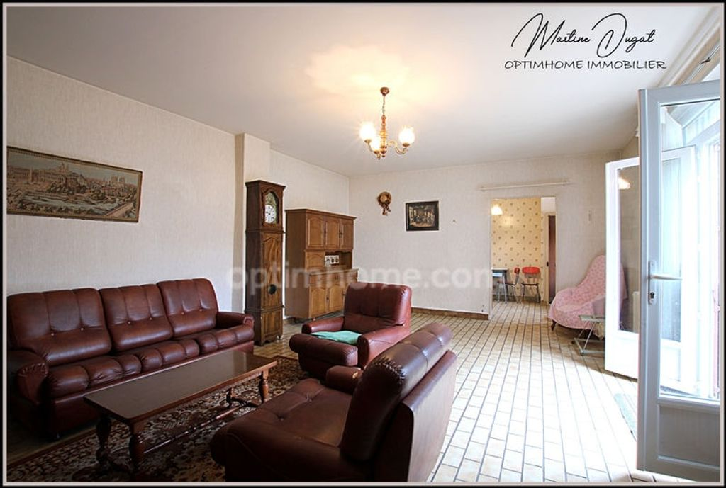 Achat maison 4 chambres 126 m² - Vichy