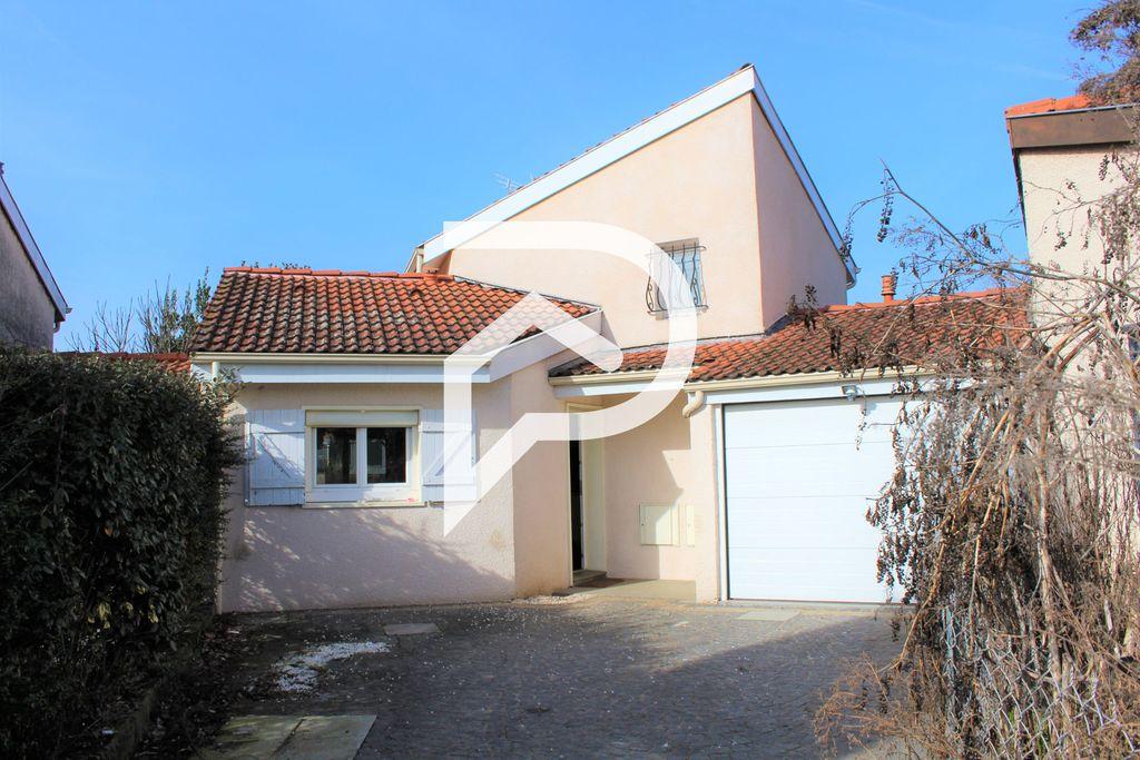 Achat maison 3chambres 115m² - Jassans-Riottier