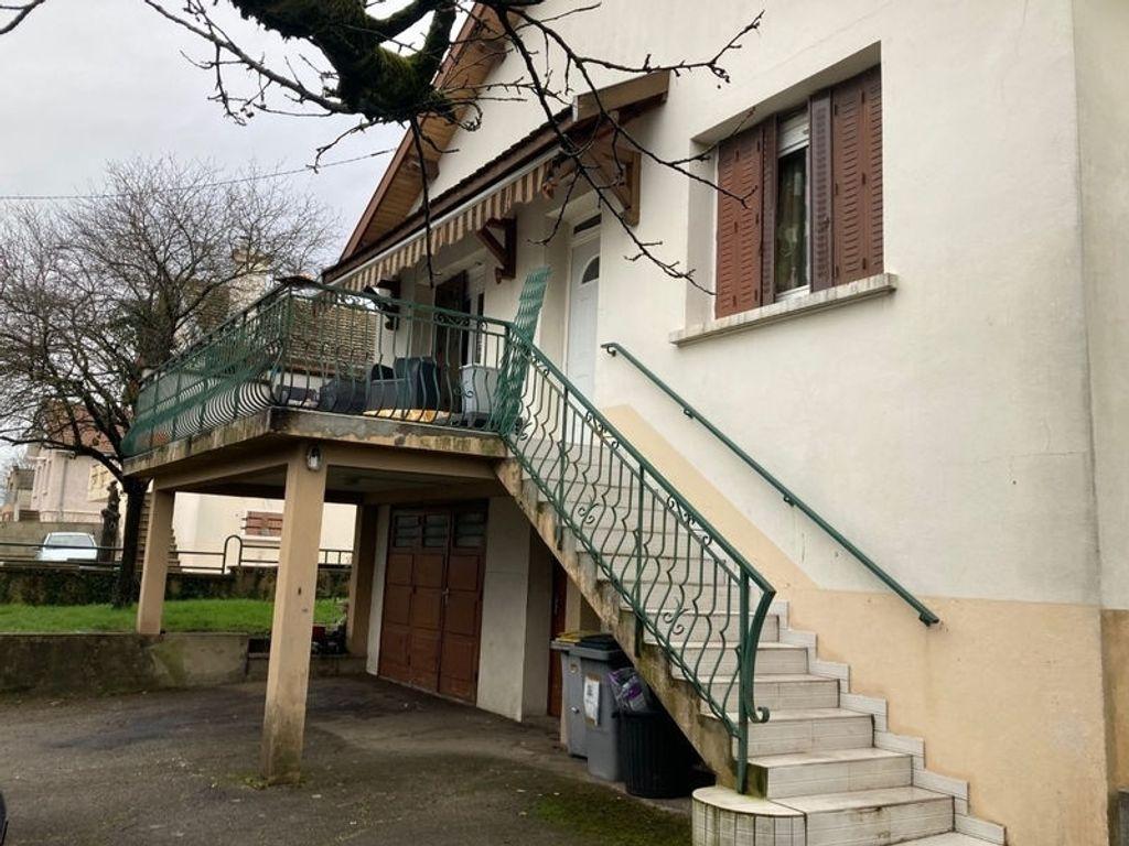 Achat maison 2chambres 78m² - Bourg-en-Bresse
