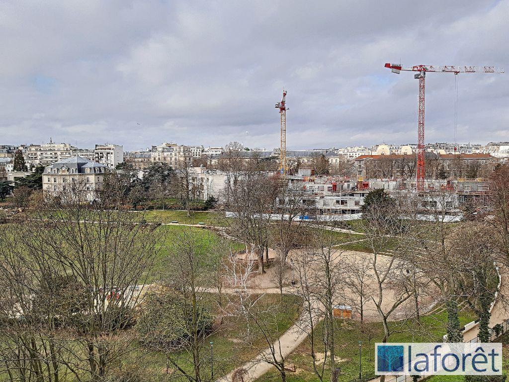 Achat studio 9m² - Paris 16ème arrondissement