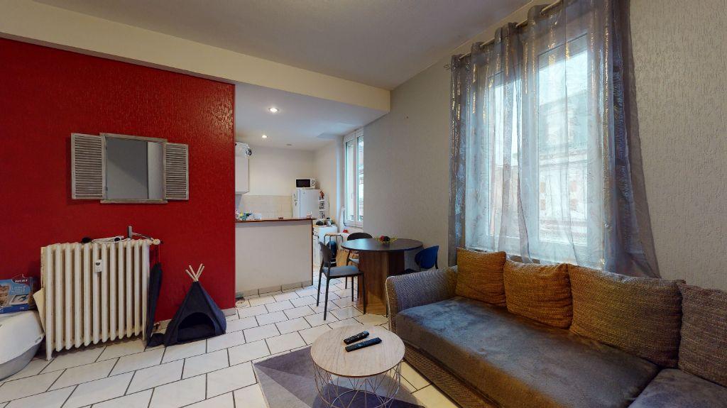 Achat appartement 3pièces 53m² - Moulins