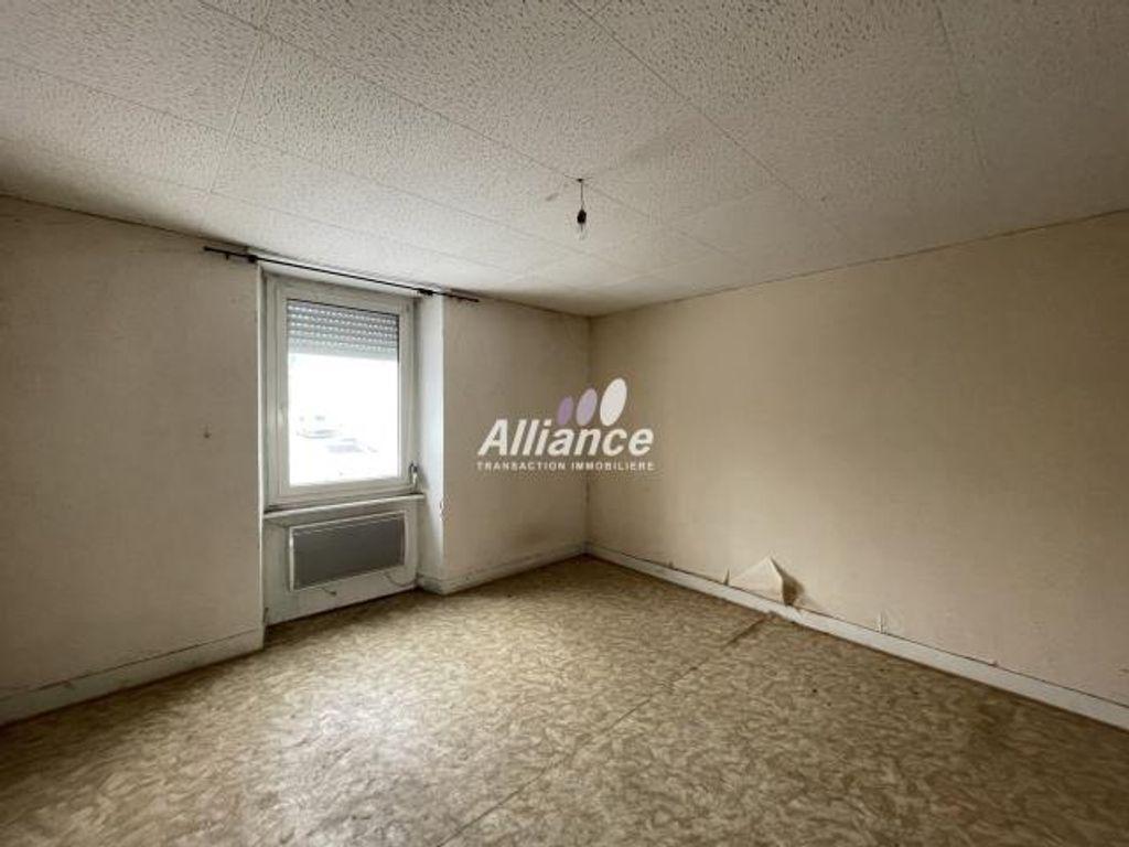 Achat appartement 3pièces 55m² - Seloncourt