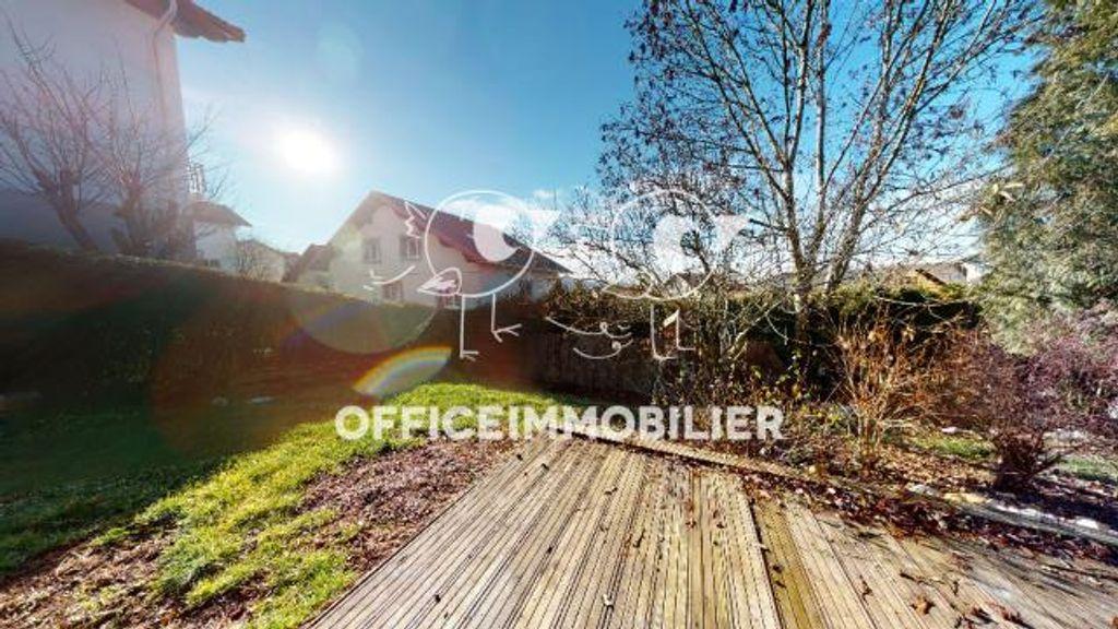 Achat maison 2chambres 78m² - Pontarlier
