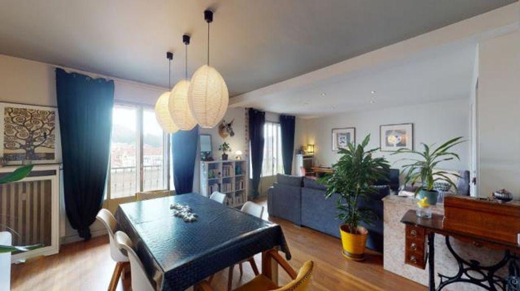 Achat appartement 5pièces 102m² - Besançon