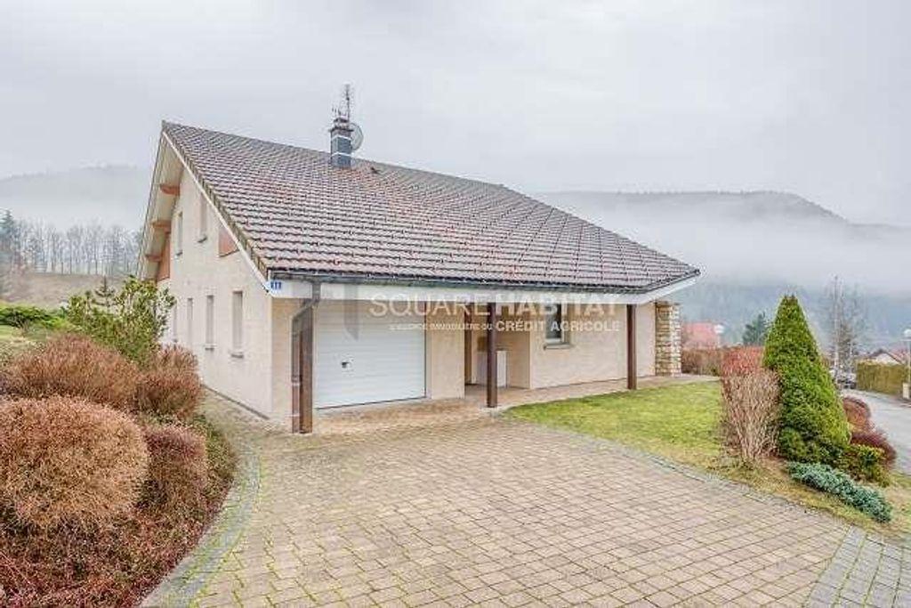 Achat maison 4chambres 163m² - Villers-le-Lac