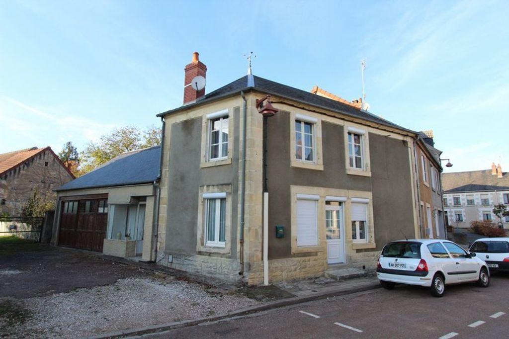 Achat maison 3chambres 95m² - Saint-Aubin-les-Forges