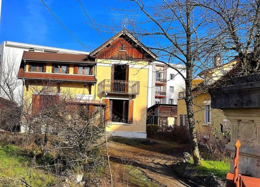 Achat maison 4chambres 149m² - Annecy