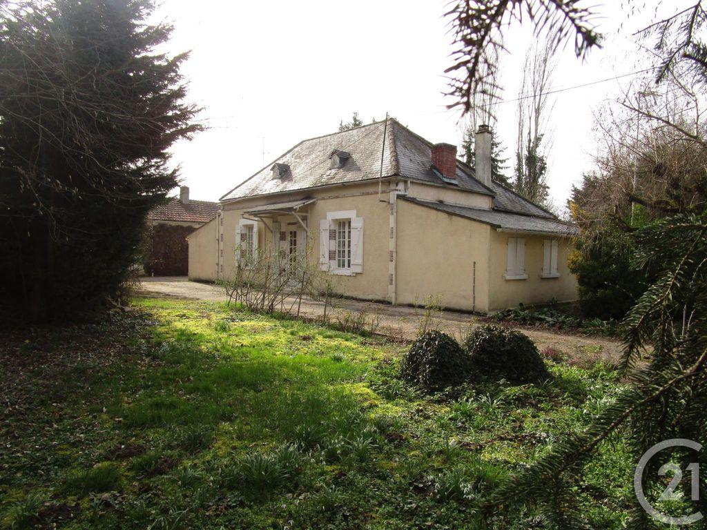 Achat maison 4chambres 101m² - Mars-sur-Allier