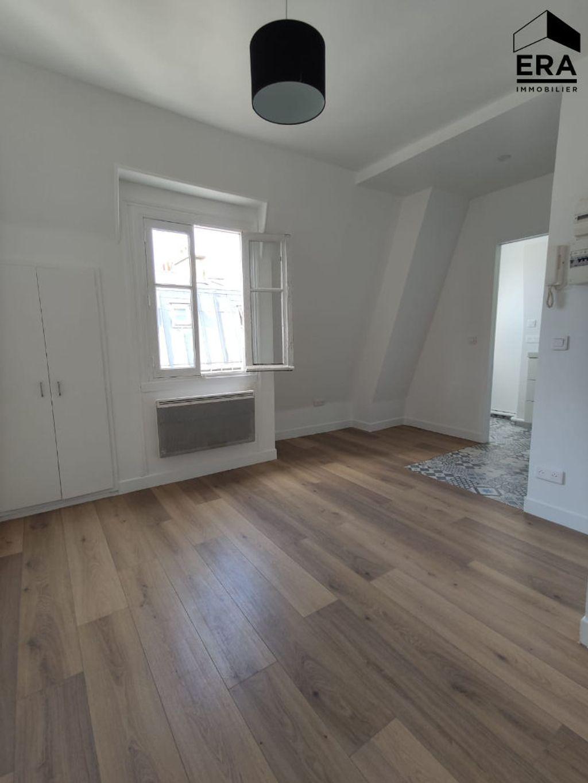 Achat studio 16m² - Paris 18ème arrondissement