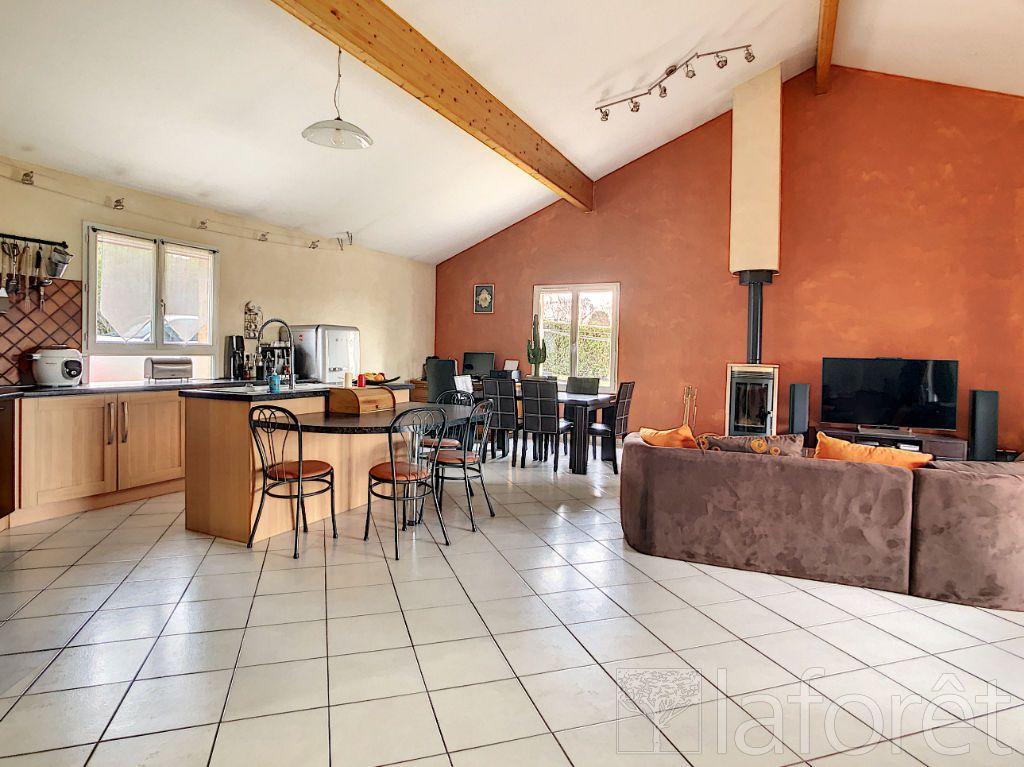 Achat maison 4chambres 140m² - Fareins