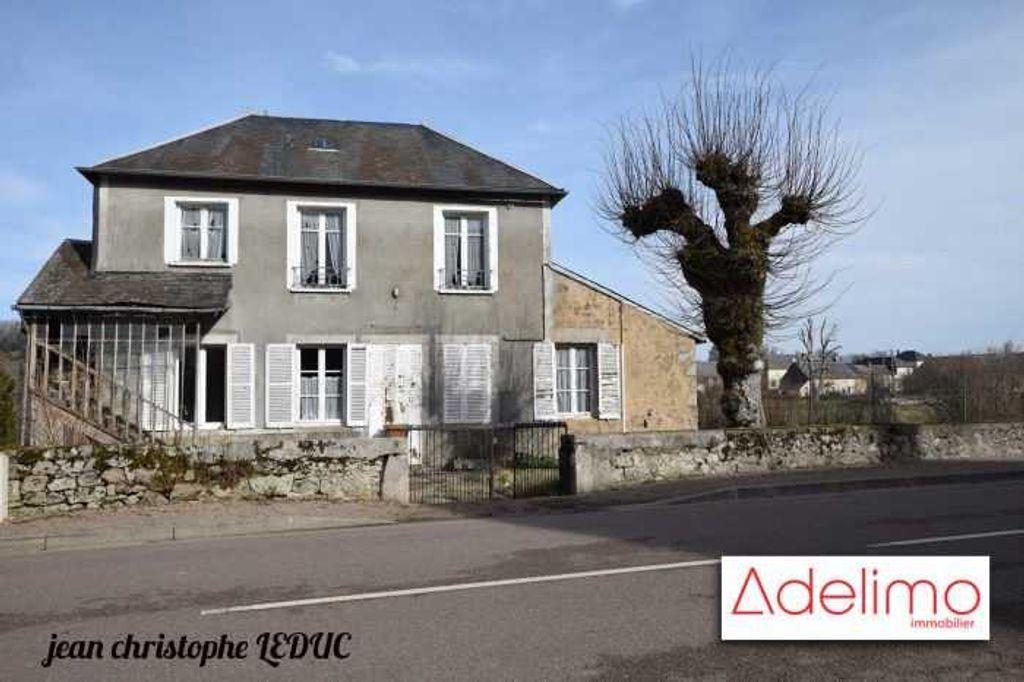 Achat maison 2chambres 110m² - Dun-les-Places