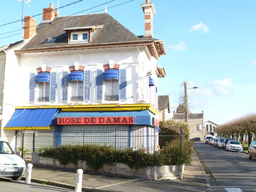 Achat maison 4chambres 215m² - Nevers