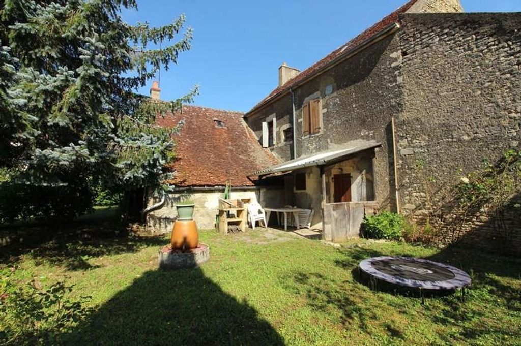 Achat maison 2chambres 59m² - Clamecy