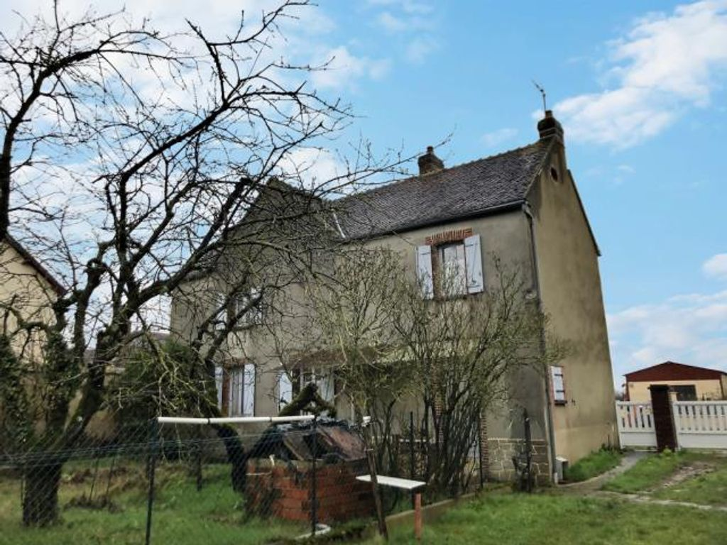 Achat maison 3chambres 111m² - Germigny
