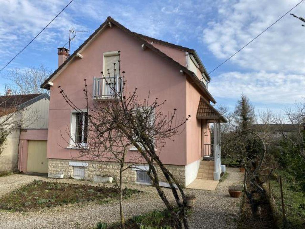 Achat maison 3chambres 94m² - Auxerre