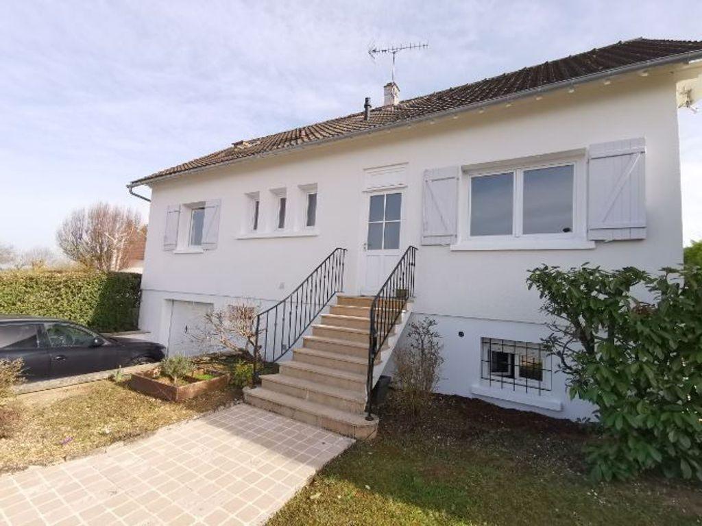 Achat maison 4chambres 145m² - Saint-Georges-sur-Baulche