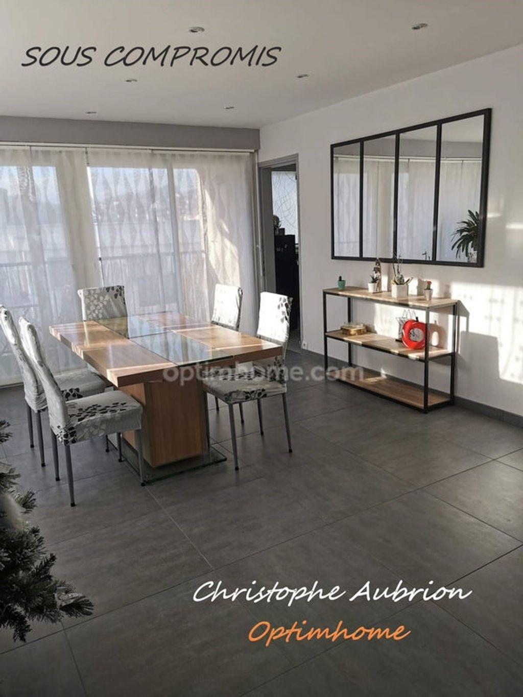 Achat appartement 4pièces 87m² - Villers-le-Lac